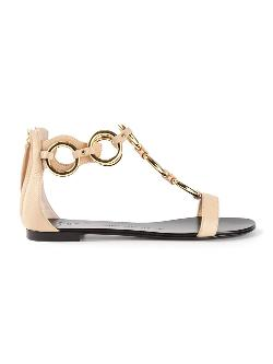Giuseppe Zanotti Design  - Chain Detail Sandal