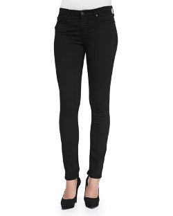 AG Adriano Goldschmied  - Prima Mid-Rise Skinny Jeans