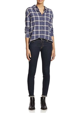 Elizabeth and James  - New Carine Plaid Shirt
