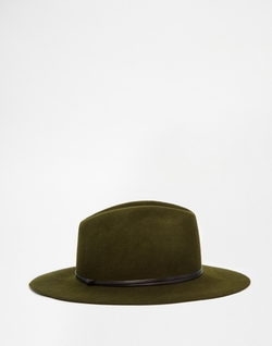 Catarzi - Unstructured Fedora Hat