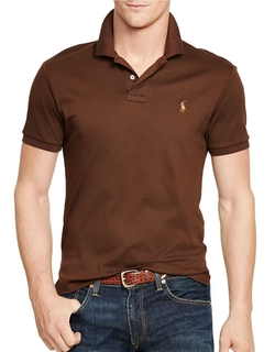 Polo Ralph Lauren - Pima Polo Shirt