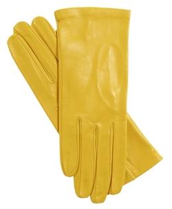 Fratelli Orsini - Italian Silk Lined Leather Gloves