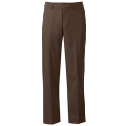 Croft & Barrow - Straight-Fit Flat-Front Pants