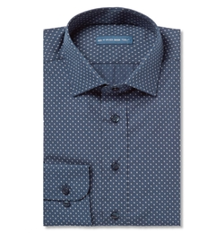 Etro - Slim-Fit Cotton-Poplin Shirt