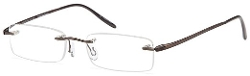 Gamma Ray Optics - Flexlite Bendable Reading Glasses