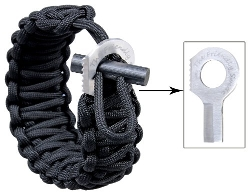 The Friendly Swede - Adjustable Premium Paracord Bracelet
