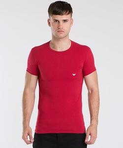 Emporio Armani  - Small Logo T-Shirt