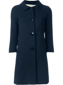 Herno - Single Breasted Short Coat