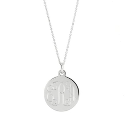 Mark And Graham - Sophia Medallion Necklace