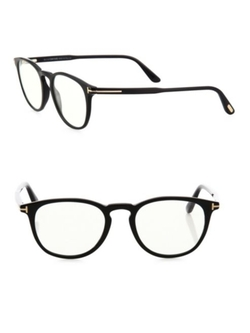 Tom Ford  - Clip-On Acetate Optical Glasses