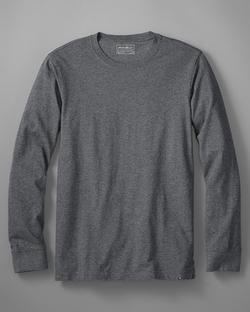 Eddie Bauer - Classic Fit Long-Sleeve Legend Wash T-Shirt