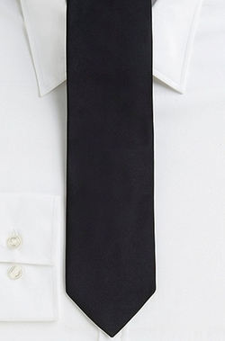 Boss - Italian Silk Solid Tie