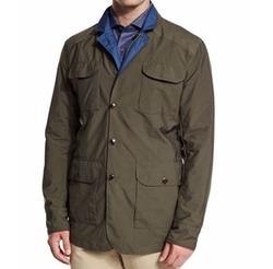 Peter Millar  - Canton Reversible Field Jacket