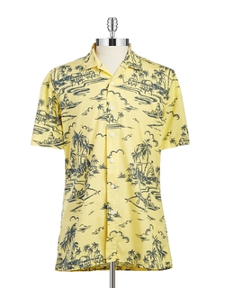 Barbour - Hawaiian Sportshirt