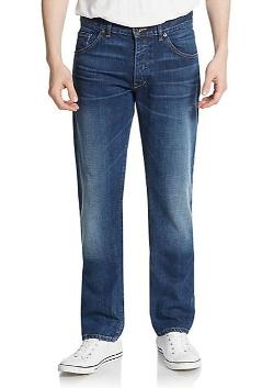 Raleigh Denim - Jones Thin Straight-Leg Jeans