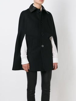 Saint Laurent - A-Line Cape