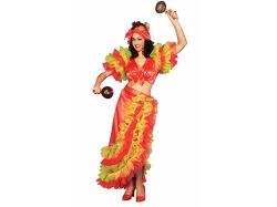 New Egg - Latin Dancer Costume