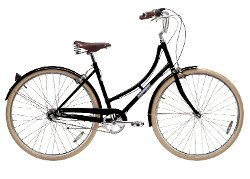 Papillionaire - Sommer 8 Speed Vintage City Bike