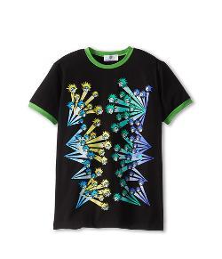 Versace Kids - T-Shirt w/ Medusa Print