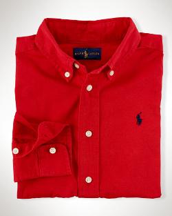 Ralph Lauren - Cotton Chino Blake Shirt