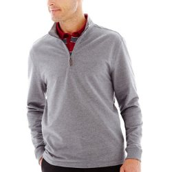 Jack Nicklaus - Quarter-Zip Terry Pullover