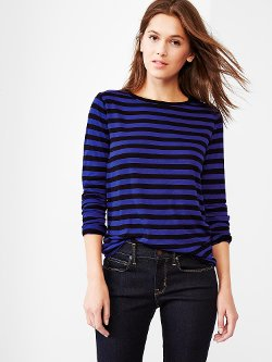 Gap - Fluid Stripe Tee