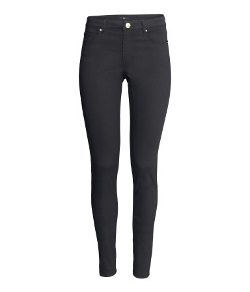 H& M - Slim-Fit Pants