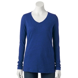 Sonoma Life + Style - Essential V-Neck Tee