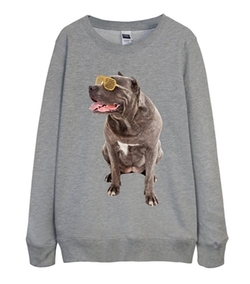 Jellan - French Terry Sweatshirt