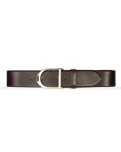 Ralph Lauren - Calfskin Equestrian Belt