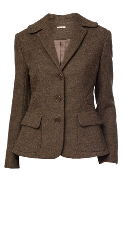 Leon Max - Wool Tweed Jacket