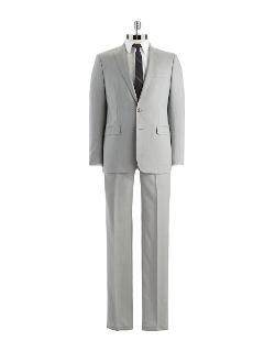 Calvin Klein - Slim Fit Wool Suit