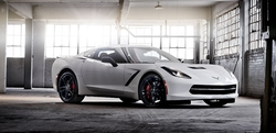 Chevrolet - Corvette Stingray Sports Car