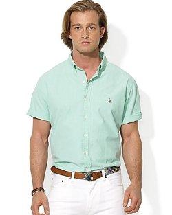 Polo Ralph Lauren - Chambray Button Down Shirt - Slim Fit