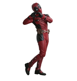 Xcoser - Deadpool Cosplay Wade Costume