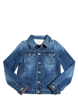 Dking - Cotton Denim Jacket