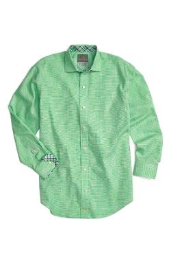 Thomas Dean - Big Boys Solid Dress Shirt