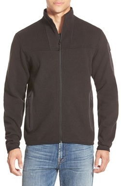 Cole Haan  - Full-Zip Stand-Collar Jacket