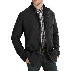 Cullen   - Boiled Wool Tailored Jacket