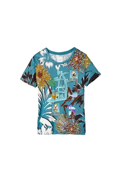 Adidas x Mary Katrantzou - Bf T-Shirt