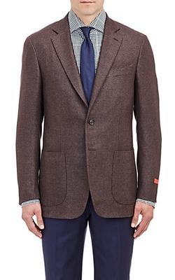 Isaia  - Sirio Two-Button Sportcoat