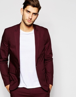 Asos - Slim Fit Suit Jacket