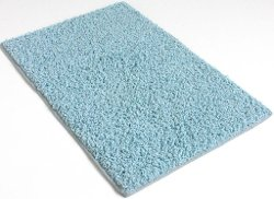 Koeckritz - Sky Blue Area Rug Carpet