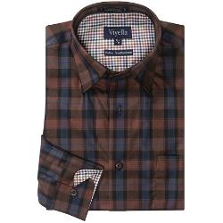 Viyella - Cotton No-Iron Sport Shirt