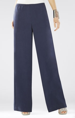 Elie Tahari  - Marge Flannel Flared Pants
