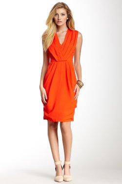 Eva Franco - Sleeveless Pleated Dress
