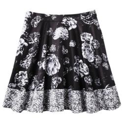 Prabal Gurung - Black And White Meet The Parents Skirt