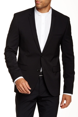 Hugo Boss - Notch Lapel Wool Jacket