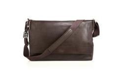 Shinola - Leather Messenger Bag