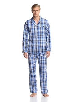 Majestic International - Cotton Broadcloth Pajama Set